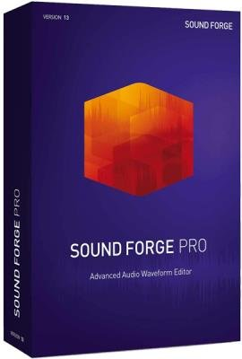 MAGIX SOUND FORGE Pro 13.0 Build 48 RePack by KpoJIuK