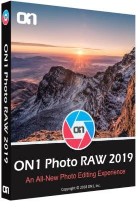 ON1 Photo RAW 2019.5 13.5.0.7007