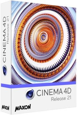 Maxon CINEMA 4D Studio R21.022 RePack by Pooshock