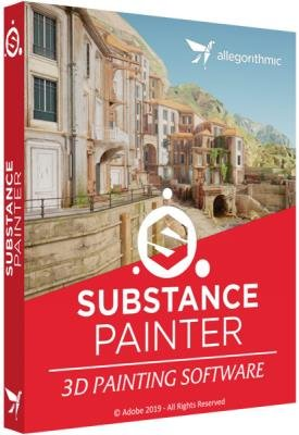 Allegorithmic Substance Painter 2019.2.1 Build 3338