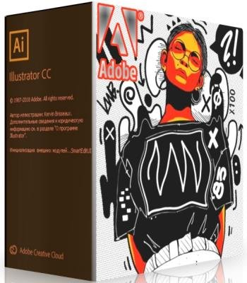 Adobe Illustrator CC 2019 23.1.0.670 RePack by KpoJIuK