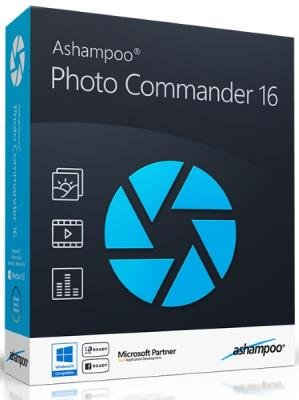 Ashampoo Photo Commander 16.1.1 Final