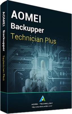AOMEI Backupper 5.5.0 Technician Plus (24.12.2019) RePack by KpoJIuK