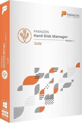 Paragon Hard Disk Manager 17 Suite 17.4.3