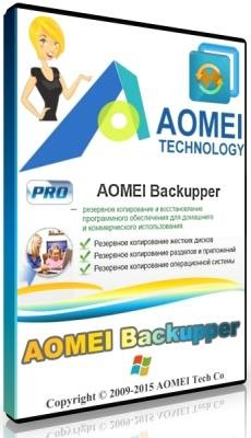 AOMEI Backupper Professional / Technician / Technician Plus / Server 5.6.0 + Rus