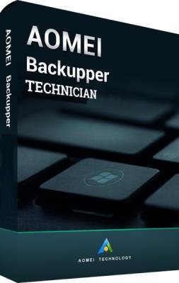 AOMEI Backupper 5.6.0 Technician Plus RePack & Portable by elchupakabra