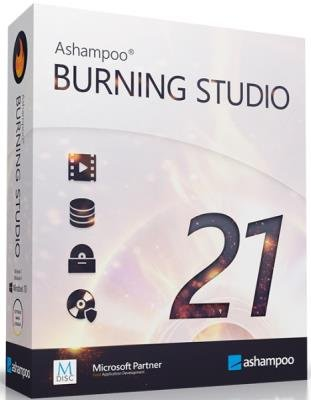 Ashampoo Burning Studio 21.5.0.57 Final RePack & Portable by TryRooM