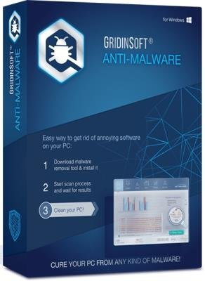 GridinSoft Anti-Malware 4.1.33.4812