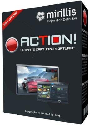 Mirillis Action! 4.4.0 RePack & Portable by KpoJIuK