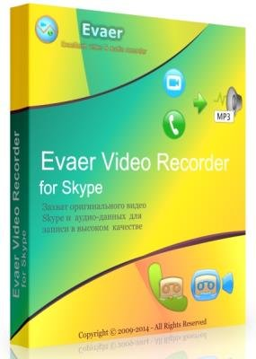 Evaer Video Recorder for Skype 2.0.3.31