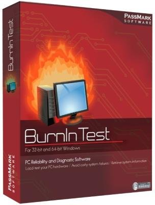 PassMark BurnInTest Pro 9.1 Build 1005 Final