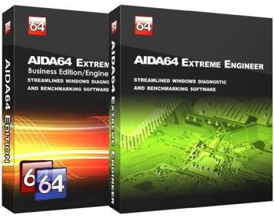 AIDA64 Extreme / Engineer Edition 6.25.5406 Beta Portable