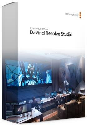 Blackmagic Design DaVinci Resolve Studio 16.2.3.15