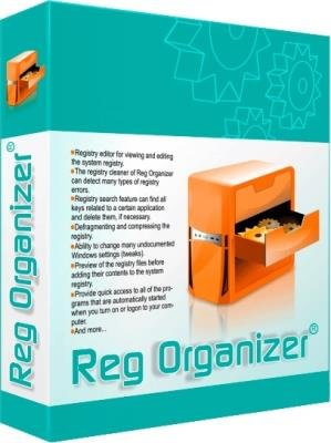 Reg Organizer 8.50 Final RePack & Portable by TryRooM