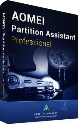 AOMEI Partition Assistant 8.9 Final