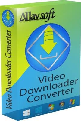 Allavsoft Video Downloader Converter 3.22.9.7554