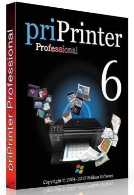 priPrinter Professional / Server 6.6.0.2501 Final