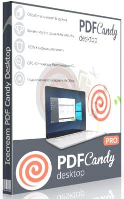 Icecream PDF Candy Desktop Pro 2.90
