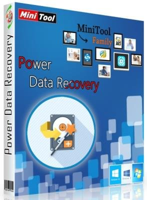 MiniTool Power Data Recovery Business Technician 9.1 + Rus
