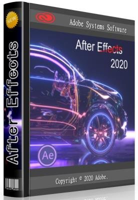 Adobe After Effects 2020 17.5.0.40 RePack by KpoJIuK