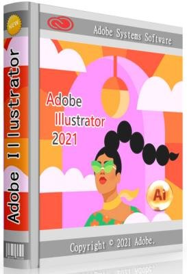 Adobe Illustrator 2021 25.0.1.66 RePack by KpoJIuK