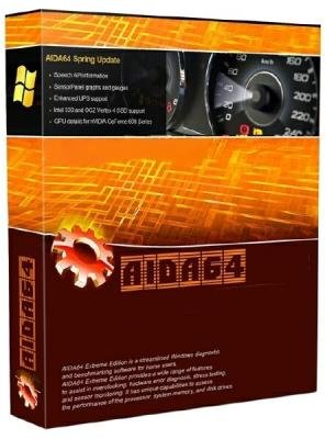 AIDA64 Extreme / Business / Engineer / Network Audit 6.32.5600 Stable + Portable