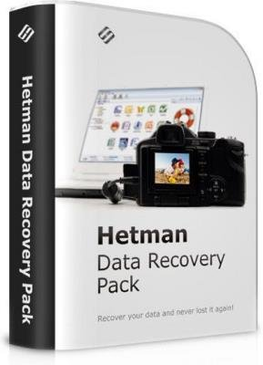 Hetman Data Recovery Pack 3.6 Unlimited / Commercial / Office / Home