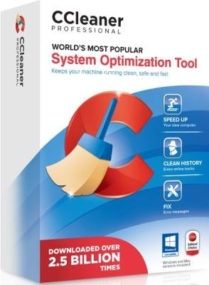 CCleaner 5.78.8558 Free / Professional / Business / Technician RePack & Portable by KpoJIuK